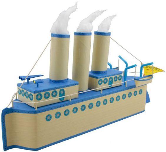 45 έξυπνες κατασκευές απο άδεια κουτιά γάλα | Φτιάξτο μόνος σου - Κατασκευές DIY - Do it yourself: