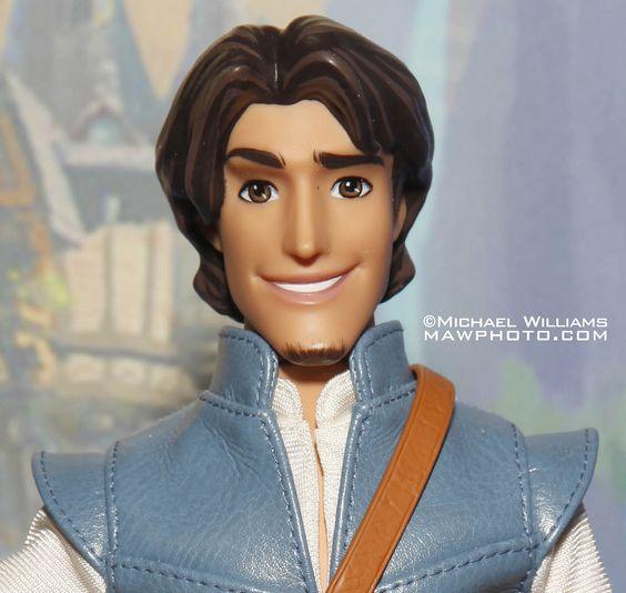 Flynn Rider from Disney's Rapunzel by Mattel, 2010