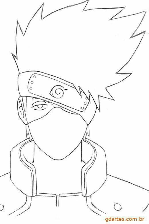 Pin By Nelia Drc On Marvel Art Drawings Naruto Drawings Naruto Sketch Drawing Kakashi Drawing