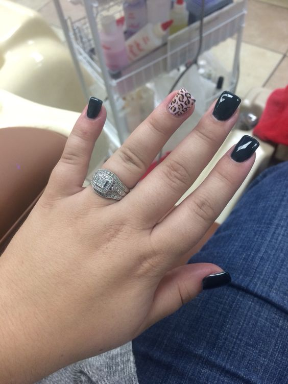 Got them done just to look like a Pinterest pic