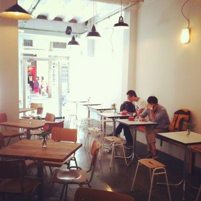 Deadgood - Project - Caravelle Cafe - Barcelona