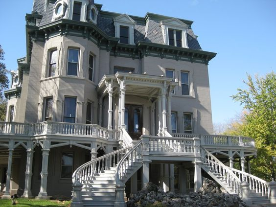 Abandoned old house in aurora illinois google search for House aurora