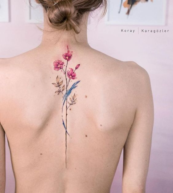 60 Stunning Watercolor Tattoo Ideas For Women Tattoos For Women