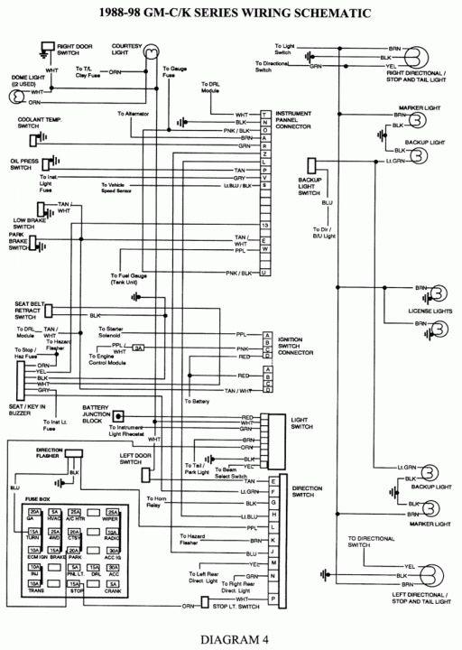 1992 3500chevy Truck Wiring Diagram And Maintenance Repair Questions Chevy Ton Truck Diagrama De Circuito Electrico Diagrama De Circuito Auto Electrico