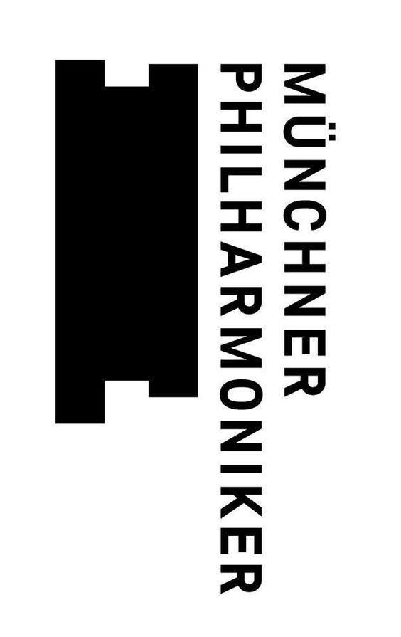 #Logodesign #CorporateDesign für die Münchner Philharmoniker von Heye