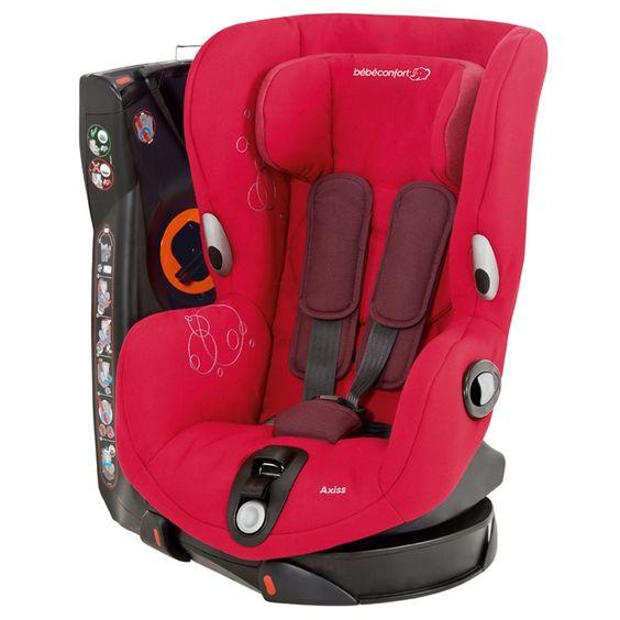 Siège rotatif Axiss Avis de parents sur http://www.consobaby.com/avis-siege-auto-axiss-bebe-confort.html