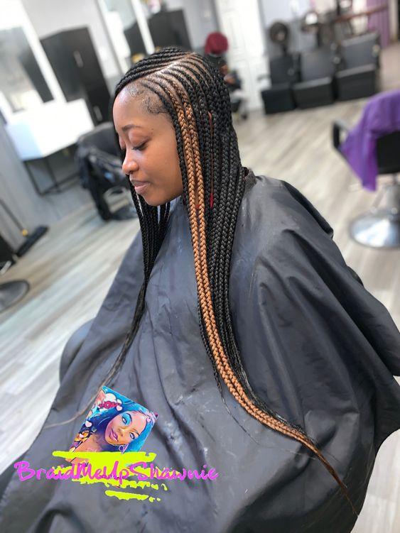 30+ 2 layer braids side part medium inspirations