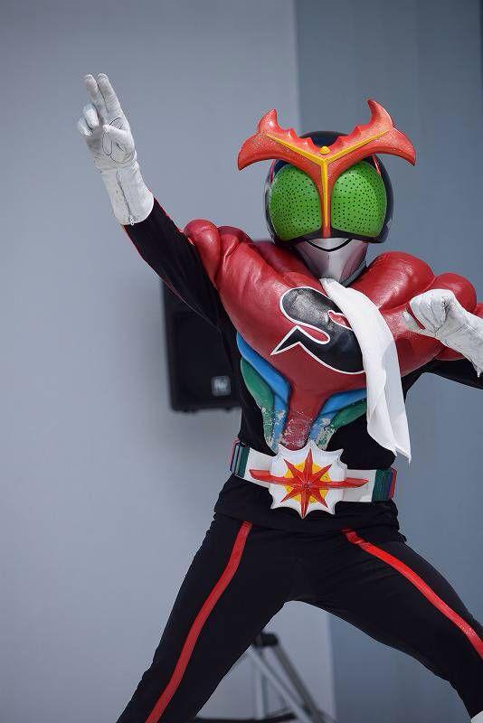 Kamen rider Runner garfish