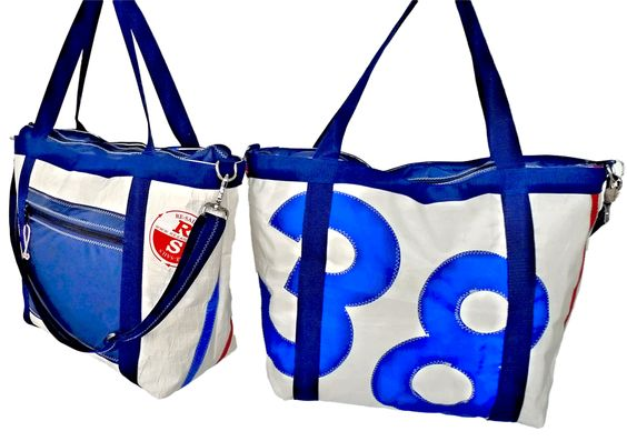 The Original Recycled Sail Tote - Totes - Bags