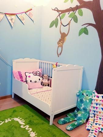 IKEA Hackers: Toddler crib gets an upgrade