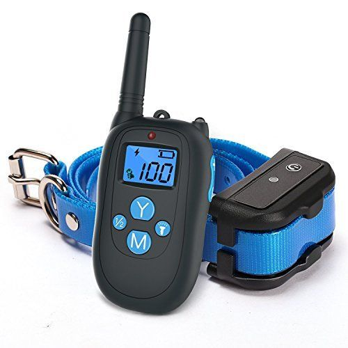 Nemobub Dog Training Collar 1000ft Remote Training Dog Shock