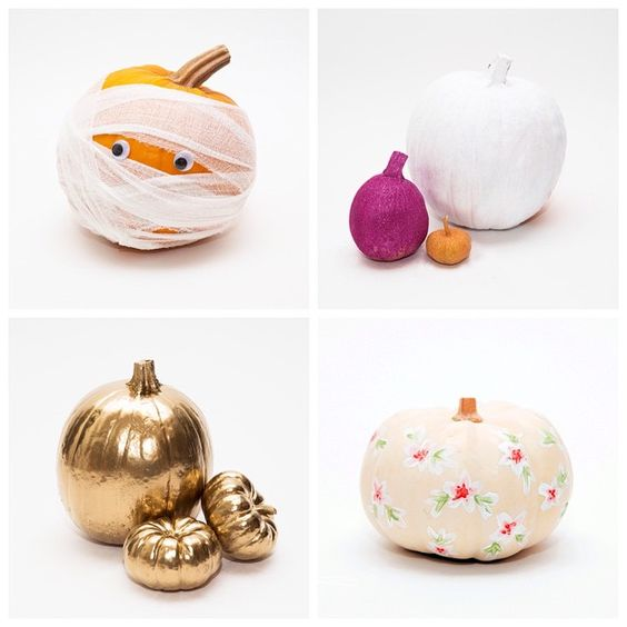 'tis the season for pumpkin decorating! and @laurenconrad made some of the cutest pump... | Use Instagram online! Websta is the Best Instagram Web Viewer!