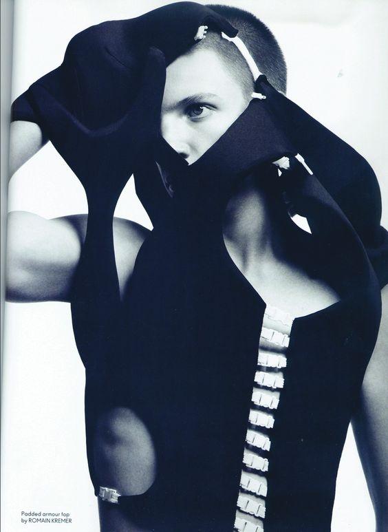 Romain Kremer ph Hedi Slimane for AnOther Man Issue 8 S/S 2009