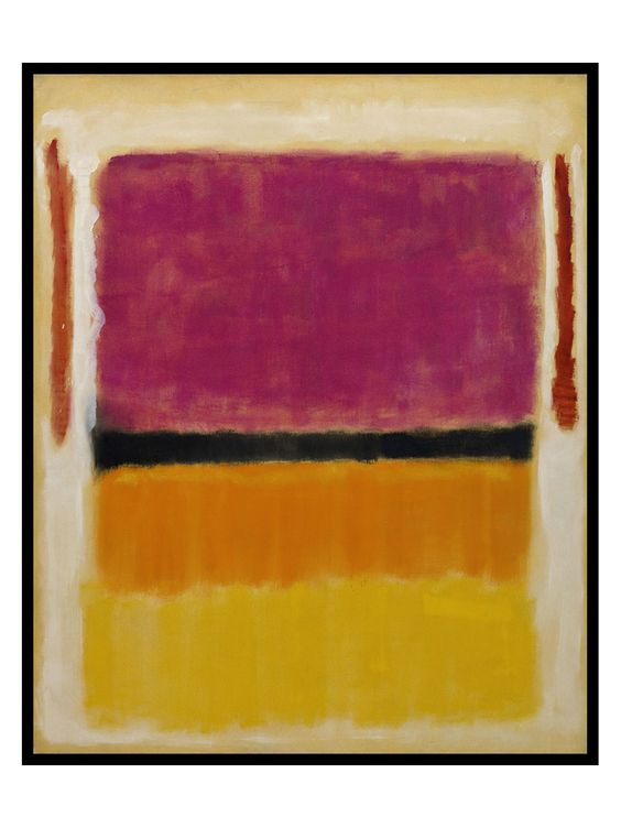 mark rothko and his painting white Artwork page for 'untitled', mark rothko, 1969 on display at tate liverpool this is one of a group of paintings on paper which rothko made after a period of illness in 1968, when he was too weak to work on his customary large-scale canvases.