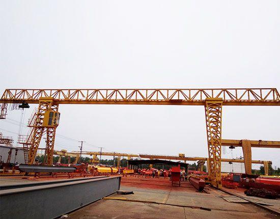 Cantilever Truss Gantry Crane Gantry Crane Cranes For Sale Crane