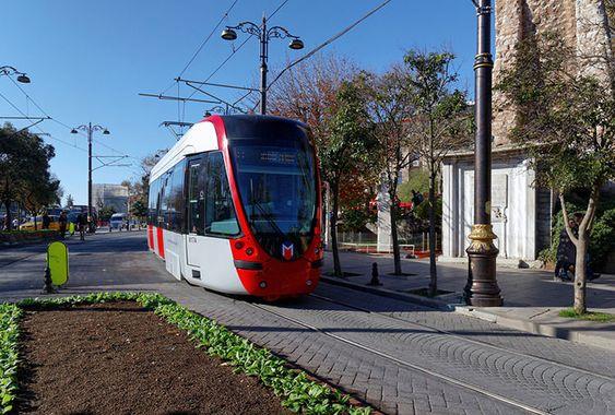 Istanbul Metro Lines