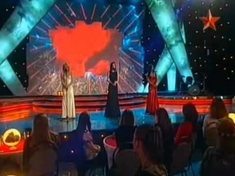 SEREBRO = Zvezda Song ZHURAVLI.wmv - YouTube
