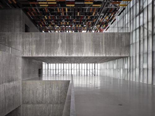 . Centro de las Artes de la Diputación de la Coruña Museo y Conservatorio de Danza, Ángel Alonso & Victoria Acebo
