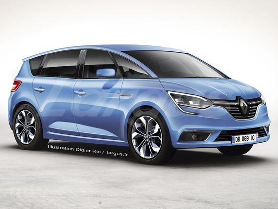 Renault Scénic (2016) :  tous les secrets du futur Scénic 4 ✏✏✏✏✏✏✏✏✏✏✏✏✏✏✏✏ AUTRES VEHICULES - OTHER VEHICLES   ☞ https://fr.pinterest.com/barbierjeanf/pin-index-voitures-v%C3%A9hicules/ ══════════════════════  BIJOUX  ☞ https://www.facebook.com/media/set/?set=a.1351591571533839&type=1&l=bb0129771f ✏✏✏✏✏✏✏✏✏✏✏✏✏✏✏✏