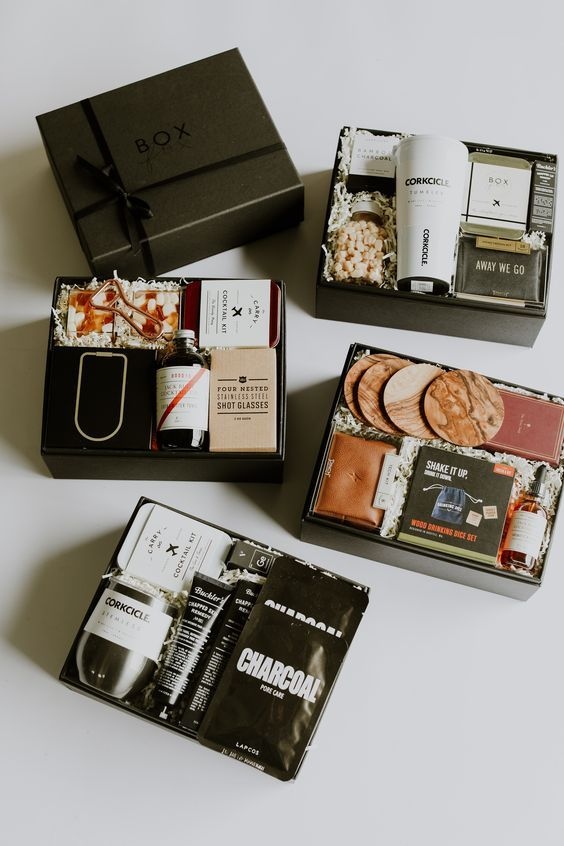 Valentine/'s Day Gift Box Gift Box Gift for Father and Mom Gift for Lover Thank You Gift Box-Gift