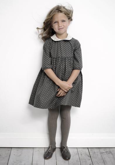 Girl&39s black dress minimalist black dress for girls dress with ...