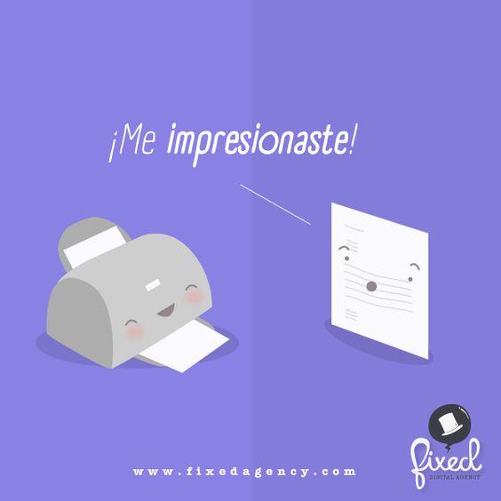 #HumorGráfico - Conoce más de nuestro trabajo en http://fixedagency.com/portfolio