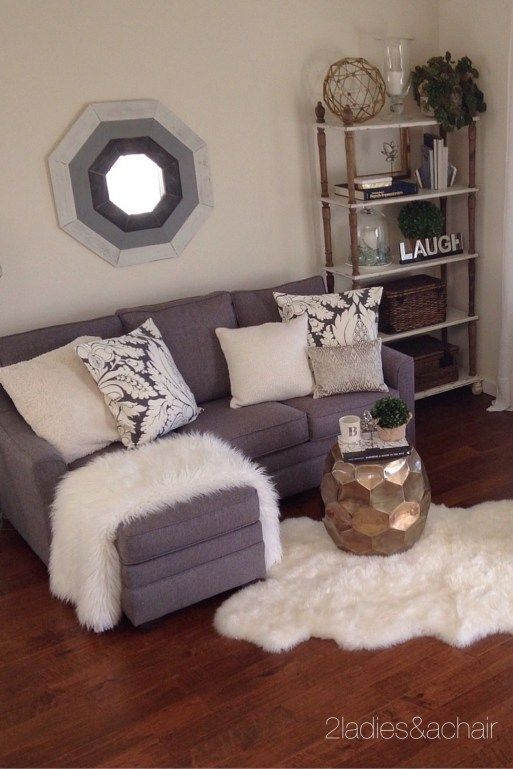 Creative Living Room Decoration Ideas For Small Apartment 47