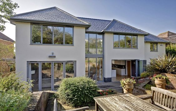 Introduction to self build houses : Maple Timber Frame : Fine timber-frame homes for self-build