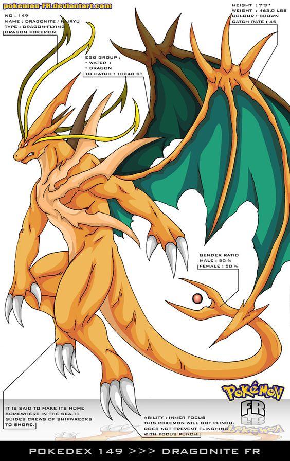 dragonite evolution for pinterest - photo #23
