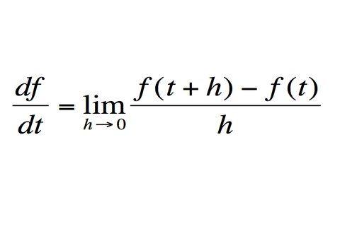 The Fundamental Theorem Of Calculus Math Equations Calculus Calculus Equations