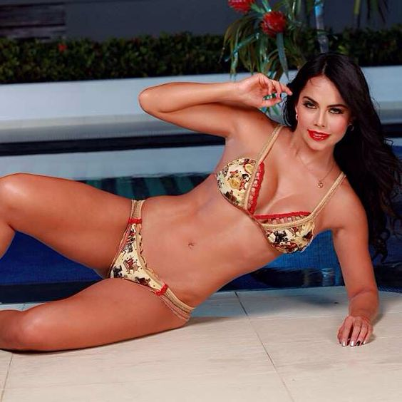 Michelle Sarmiento Colombia