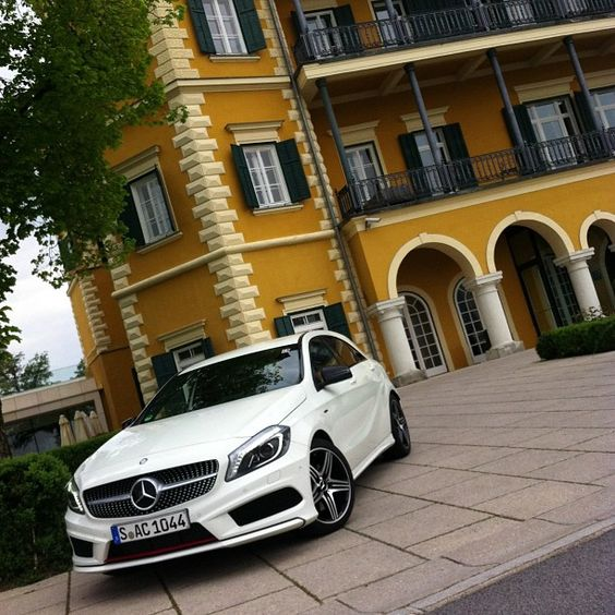 @mercedesfansdes photo: Abschied aus Velden!