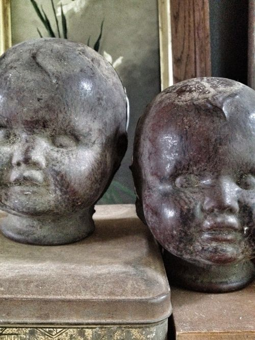 bakelite doll moulds