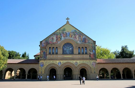 Stanford Campus, California
