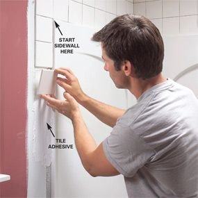 Nice Bathroom Shower Ideas Small Huge Decorative Bathroom Tile Board Flat Ada Bathroom Stall Latches Total Bathroom Remodel Young Paint Peeling In Bathroom How To Fix BrownBest Bathroom Designs 2013 Install An Acrylic Tub And Tub Surround   Acrylics, The O\u0026#39;jays And ..