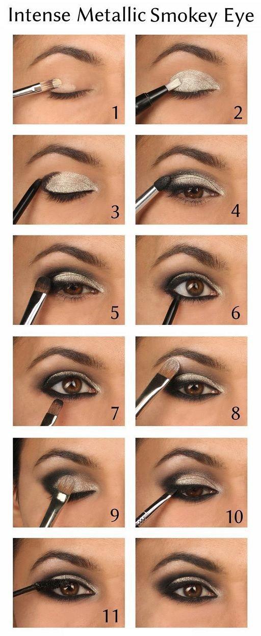 Tutoriales maquillaje de ojos 43c0fc068eba3057c4703ba268285f43