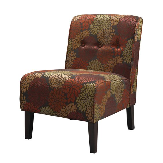 Linon Coco Harvest Accent Chair - Overstock™ Shopping - Great Deals on Linon Living Room Chairs