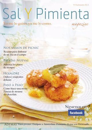 Sal y Pimienta Magazine Primavera 2013