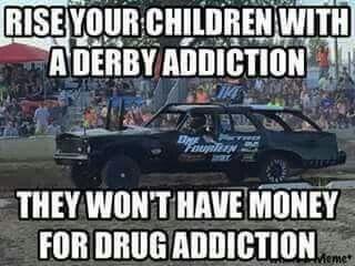 Derby addictions