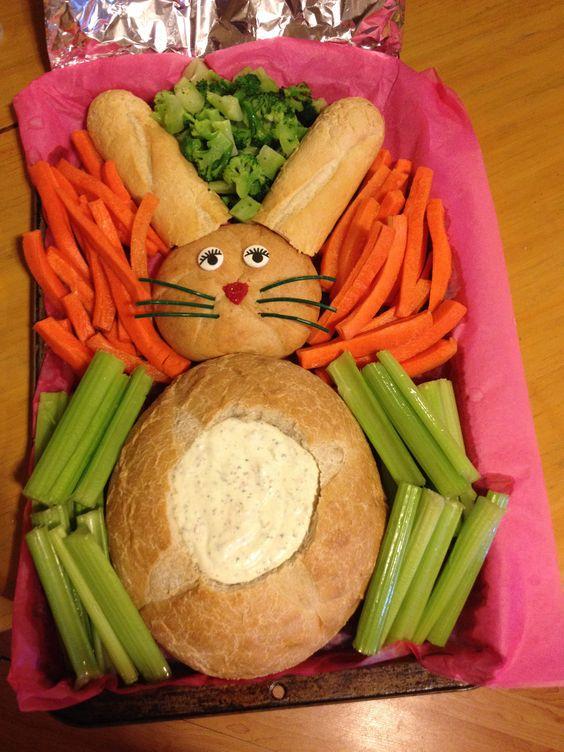 Easter Bunny Dip