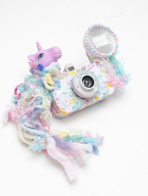 Pony camera: