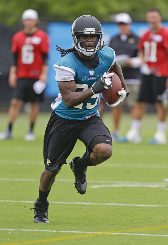 nike 16 Denard Robinson Jacksonville Jaguars