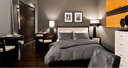Gray bedroom theme Home Pinterest Bedroom themes, Gray