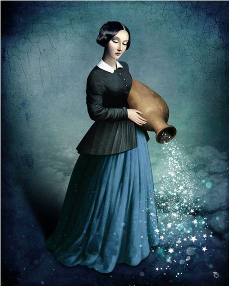 visualization for The Star | Midnight Sky  by Christian Schloe