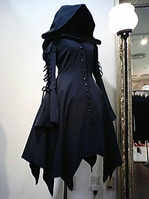 This would be my costume if I were going to be a witch  Witch costume
