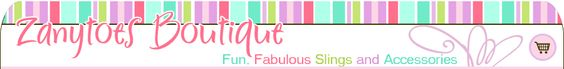 Zanytoes -- Fun, fabulous ringslings and accessories