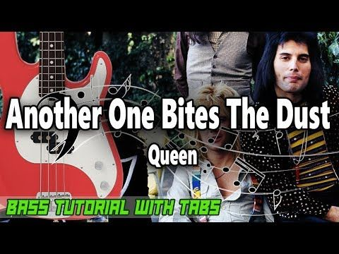 Queen Another One Bites The Dust Bass Tutorial With Tabs