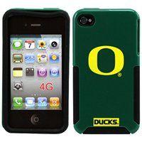 Oregon Ducks Helmetz Hard iPhone 4 Case