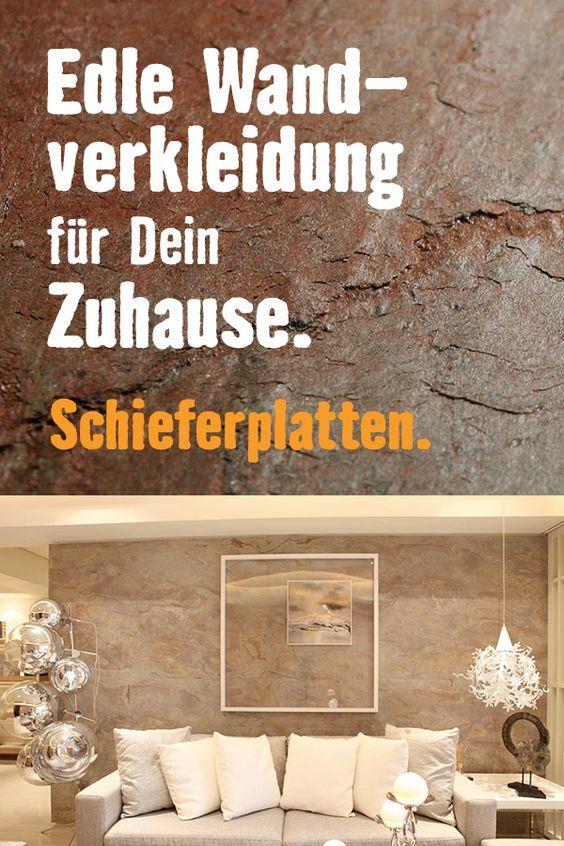 Wande Verkleiden Hornbach Schieferplatte Wandverkleidung Verkleidung