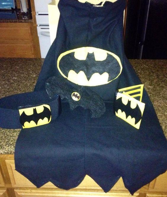 Batman gift I made my Rudy!
